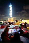 Spire Bar & Lounge at The Hotel, South Beach, Miami, Florida, USA
