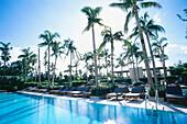 Swimming Pool, Spa Area, Hotel Setai, South Beach, Miami, Florida, USA