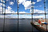 ICA Contemporary Art Museum, Boston, Massachusetts, USA