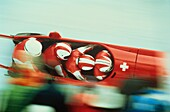 4-crew bobsleigh