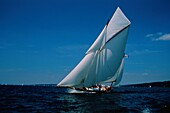 Sailing boat, St. Tropez, France