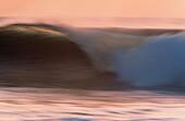 Surfer wave near Perth, Australia
