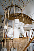 Otto Lilienthal Museum, Anklam, Baltic Sea, Mecklenburg-Western Pomerania, Germany