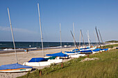 Beach, Kühlungsborn, Baltic Sea, Mecklenburg-Western Pomerania, Germany