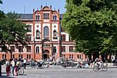 University, Rostock, Baltic Sea, Mecklenburg-Western Pomerania, Germany
