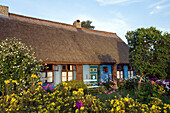 Farmhouse, Warthe, Lieper Winkel, Usedom, Baltic Sea, Mecklenburg-Western Pomerania, Germany