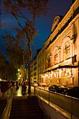 Gran Teatre del Liceu, opera house, La Rambla, Ciutat Vella, Barcelona, Spain