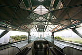 Platform, Expo MRT, Singapore