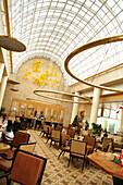 Café, Ritz-Carlton Hotel, Singapore