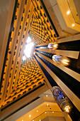 Lounge, Pan Pacific Hotel, Marina Bay, Singapore