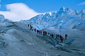 Perito Moreno Glacier, Lago Argentino, Glacier Tour, Los Glaciares National Park, Andes, Patagonia, Argentina