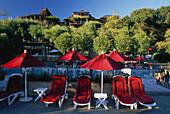 Auberge du Soleil, Hotel Restaurant, Rutherford, Napa Valley, California, USA