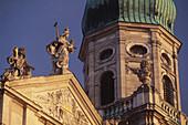 Dom St. Stephan, Passau, Niederbayern, Deutschland