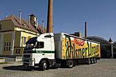 Truck, Pilsen, Czech Republic