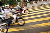 Traffic, Kuala Lumpur, Malaysia