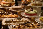 Dessert Buffet at Three Nine Eight Main Restaurant of Le Touessrok Resort, Trou d'Eau Douce, Flacq District, Mauritius