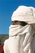 Berber People, Djanet, algerian Sahara, Algeria, Africa