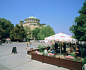 Sveta Nedelya Christian Orthodox church. Sofia. Bulgaria