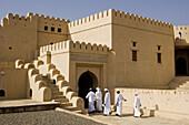 Oman. Buraimi City. Al Khandaq Fort