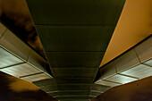 Bridge from below, Bilbao