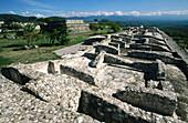 Acropolis. Xochicalco. Morelos. Mexico.