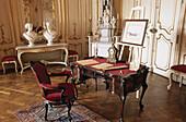 Office of Hofburg Palace. Vienna. Austria