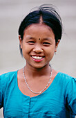 Teen girl. Nepal