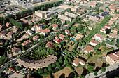 Housing development. Burgos. Castilla-Leon. Spain.