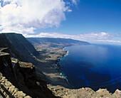 El Golfo. El Hierro. Canary Islands. Spain