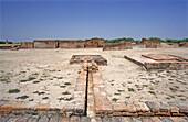 Harappa Civilization (period 2300 to 1700 B.C.). Lothal. Gujarat. India