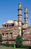 Jami Masjid. Champaner Pavagadh Archaeological Park. World Heritage Site. Panch Mahal. Gujarat. India