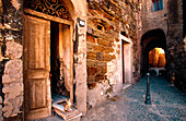 Pantalleria s old town. Sicily. Italy