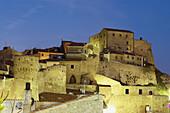 Giglio Castello. Isola del Giglio. Tuscany. Italy.