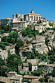 Fortified village of Gordes (Luberon). Provence. France