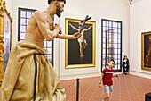 Bellas Artes Museum. Sevilla. Andalucia. Spain