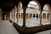 San Francesco del Deserto monastery and church on the laguna. Venice. Italy