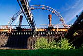 Coking plant Zollverein, Essen, North Rhine-Westphalia, Germany