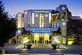 Casino Hohensyburg, Dortmund, Ruhr Valley, Ruhr, North Rhine Westphalia, Germany