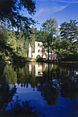 Ruins of All Saints Abbey, Oberkirch, Black Forest, Baden Württemberg, Germany