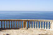 Aussen, Außen, Blau, Farbe, Horizont, Horizontal, Horizonte, Konzept, Konzepte, Küste, Meer, Niemand, Ruhe, Stille, Tageszeit, A75-266630, agefotostock