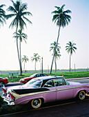 Lummus park. The Art Deco District. Miami Beach. Florida. USA.