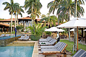 The Zimbali forest lodge near Durban, luxury property of Sun International. Kwazulu-Natal province. South Africa