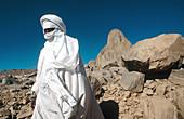 Hoggar mountains. Sahara. Algeria.