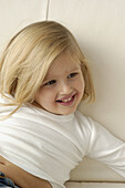 Female, Girl, Girls, Grin, Grinning, Home, Human, Indoor, Indoors, Infant, Infantile, Infants, Innoc