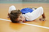 Full-body, Full-length, Gym, Gymnasium, Gymnasiums, Gyms, Human, Indoor, Indoors, Infantile, Inside