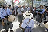 Es Firó. Sóller (celebration of Moros i Cristians). Majorca. Balearic Islands. Spain