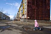 Yelizovo, Elizovo near Petropavlovsk, Kamchatka, Sibiria, Russia