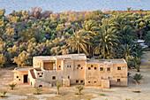 Adrere Amellal. Siwa Oasis. Libyan desert. Egypt