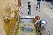 Aix-en-Provence. Bouches-du-Rhone (13). Provence. France
