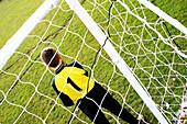 Fields, Football, Game, Games, Goal, Goals, Horizontal, Human, Infantile, Kid, Kids, Knees-up, Leis